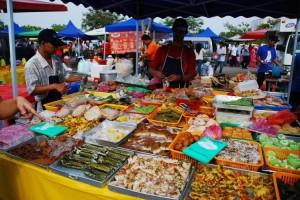 10. pasar ramadhan